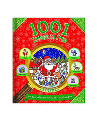1001 Things To Find: Christmas (Can You Find. . . ? 3)