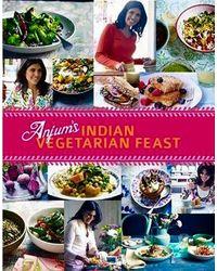 Anjum's indian vegetarian vege