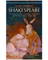 Four Comedies (Shakespeare)
