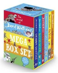 The World of David Walliams Mega Boxed Set