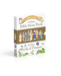 A First Bible Story Book and A First Book of Prayers