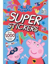 Peppa pig super stickers ac