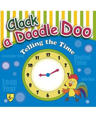 Clock A Doodle Doo Telling The Time
