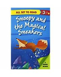 Snoopy and the Magical Sneakers: Phonic Reader