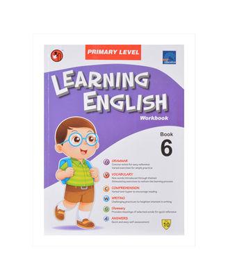 Sap Learning English Workbook Primary Level 6