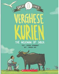 Verghese kurien the milkman