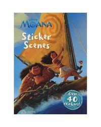 Disney Moana: Sticker Scenes