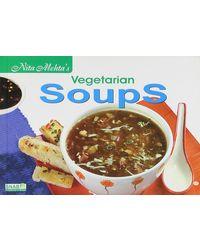 Nita Mehta's Vegetarian Soups PB
