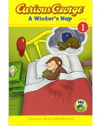 A Winter's Nap (Green Light Readers. Level 1: Curious George)