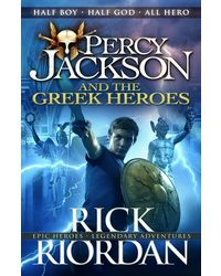 Percy jackson & greek hero