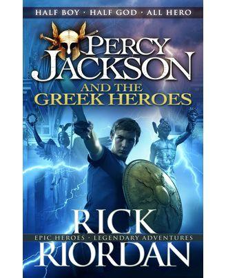 Percy jackson & greek hero