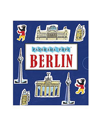 Berlin: A Three- Dimensional Expanding City Skyline