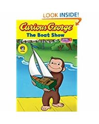 The Boat Show (Curious George Early Readers: Level 1)