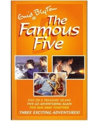The Famous Five 1- 3