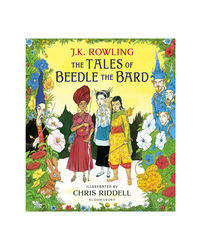 The Tales Of Beedle The Bard- Illustrated Edition
