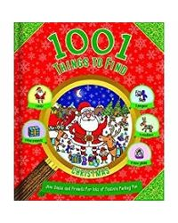 1001 Things to Find: Christmas