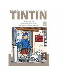 Tintin adv of vol 3 (hb)