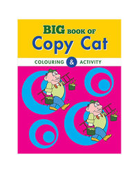 My Big Copy Cat: Col & Act