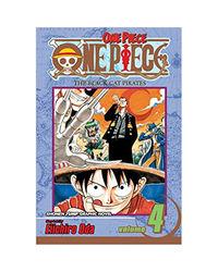 One Piece 04: Volume 4