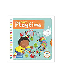 Busy Books: Busy Playtime