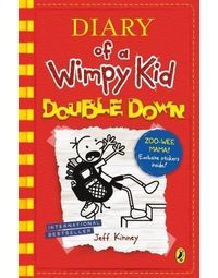 Double Down Diary of a Wimpy Kid Book