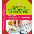 Padhuka's A Ready Referencer on Advanced Management Accounting (For CA Final)