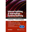 NTERNAL AUDITING & INFORMATION SYSTEMS AUDITING- Comprehensive guide to Digital Era- 2E