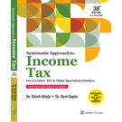 Systematic Approach to Income Tax, 38e