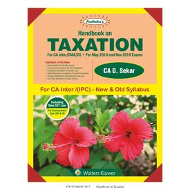 Handbook on Taxation