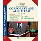 Students' Handbook on Corporate and Allied Law