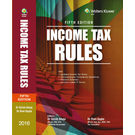 Income Tax Rules, 5E
