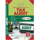 Professional Guide to Tax Audit, 4E