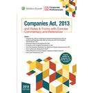 Companies Act, 2013 And Rules & Forms (with Concise Commentary And Referencer) , 6e