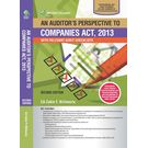 An Auditor' s Perspective to Companies Act, 2013- with relevant Audit Checklists, 2E