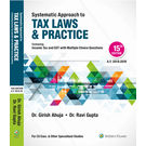 Systematic Approach to Tax Laws & Practice, 15e