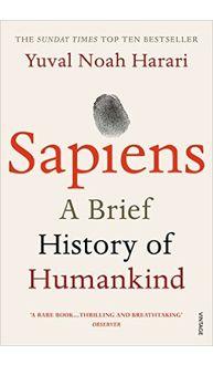 Sapiens Paperback– 11 Jun 2015
