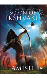 Scion of Ikshvaku (Special Collector's Edition- Personally Signed by Amish) - Hardcover