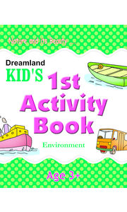 1st Activity Book- Environment