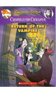 Creepella Von Cacklefur# 04 Treasure Of The Vampire
