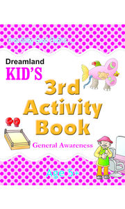 3rd Activity Book- General Awareness