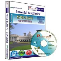 Class 5- NSTSE Olympiad preparation- Powerful test series (CD)