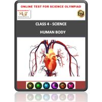 Class 4 Science Worksheets- Body, Food and Digestion
