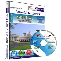 Class 10- NSTSE Olympiad preparation- Powerful test series (CD)