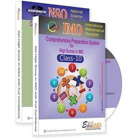 Class 10- NSO IMO Olympiad preparation- CD (edl)