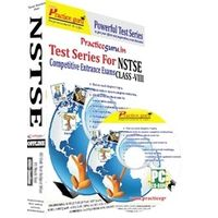 Class 8- NSTSE Olympiad preparation- (1 CD Pack)