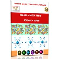 Class 6, Online Mock tests, Math+ Science