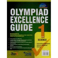 Class 1- Olympiad excellence guide- Science