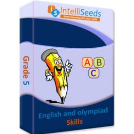 Class 5- English Olympiad- 3 months- Intelliseeds
