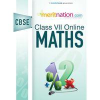 Meritnation- Online CBSE Maths course- Class 7