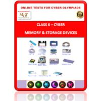 Class 6, Memory & Storage, Online test for Cyber Olympiad